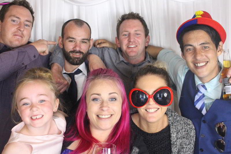 Groovy Grins Photo Booth